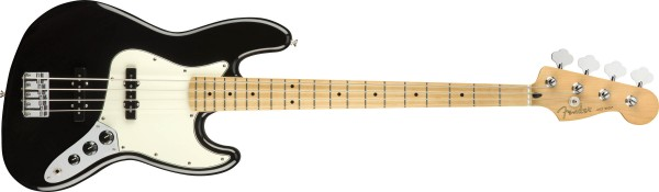 Fender Player Jazz Bass MN Black