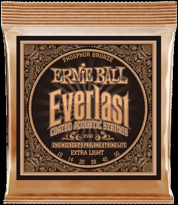 Ernie Ball EB2550 Everlast 10-50
