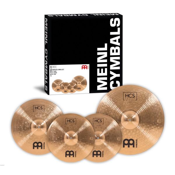 Meinl HCS Bronze Cymbal Set 14/16/20
