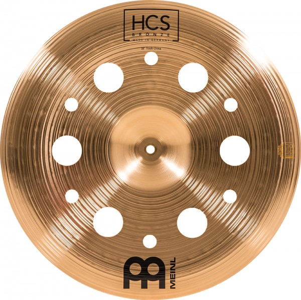"Meinl 18"" HCS Bronze Trash China"