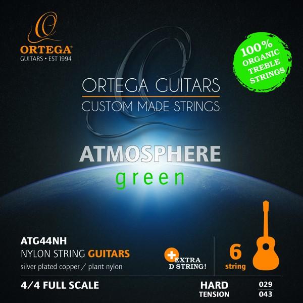 Ortega ATG44NH Hard Tension