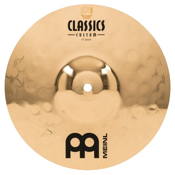 "Meinl 10"" Classics Custom Splash"