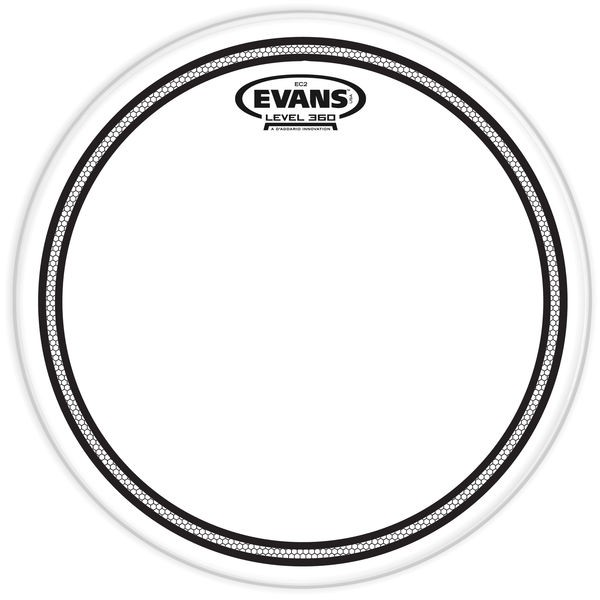 "Evans 13"" EC2S/SST Tom Clear"
