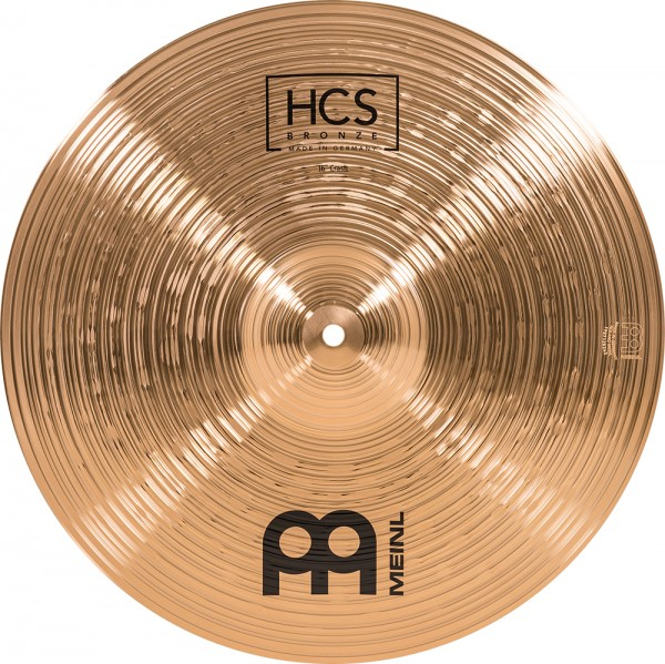 "Meinl 16"" HCS Bronze Crash"