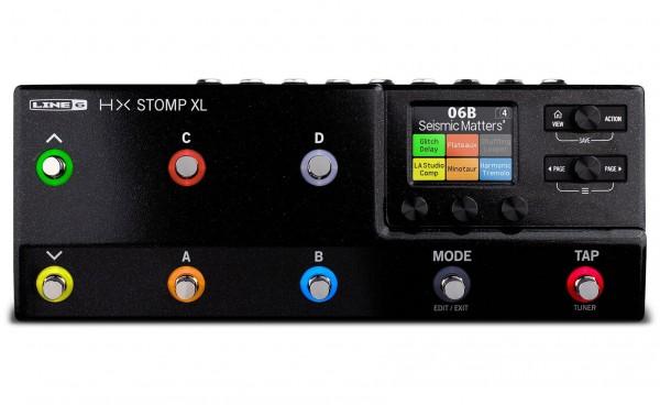 Line 6 Helix Stomp XL