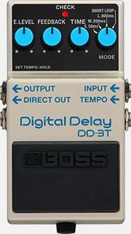Boss DD-3T Delay