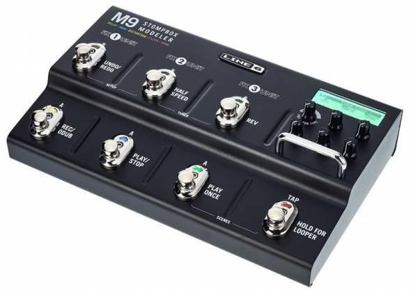 Line 6 M9 Stomp Box
