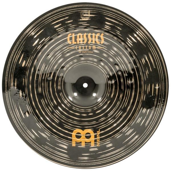 """Meinl 18"""" Classics Custom Heavy Dark China"""