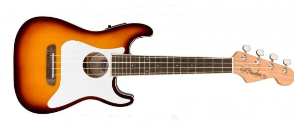 Fender Fullerton Strat Uke SB