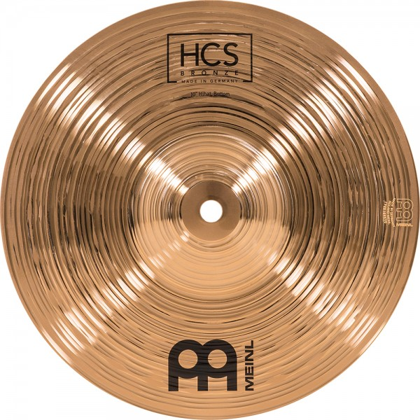 Meinl HCS Bronze 10'' HiHat