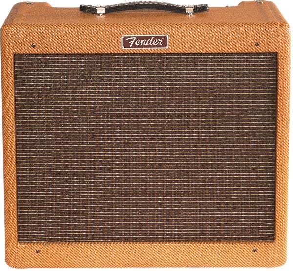 Fender Blues Junior Laquered Tweed