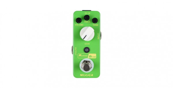 Mooer Rumble Drive Tube Style Overdrive