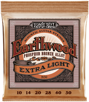 Ernie Ball EB2150 Earthwood 10-50