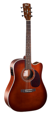 Cort MR 500 E Brownburst 2