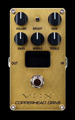 Vox Valvenergy Copperhead Drive