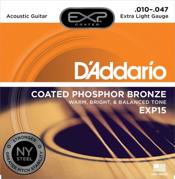 D'Addario EXP15