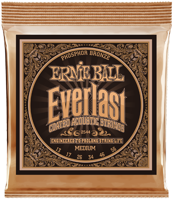 Ernie Ball EB2544 Everlast 13-56