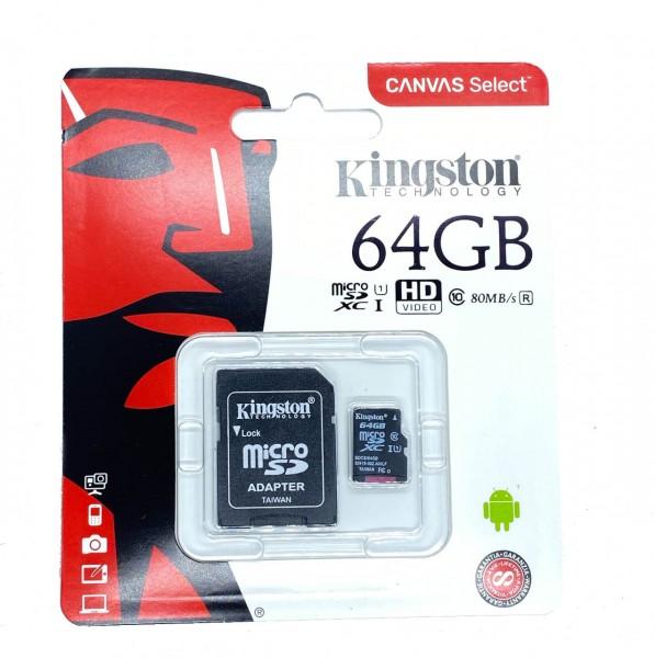 Kingston 64gb SD Karte