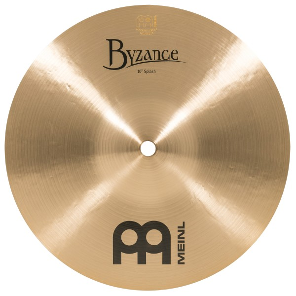 Meinl Byzance 10'' Traditional Splash (Vorführware)
