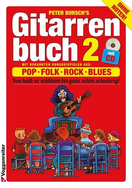 Peter Bursch's Gitarren Buch Band 2