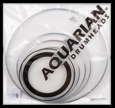 """Aquarian Super Mesh Pack 10"""",12"""",16"""",14"""",22"""""""