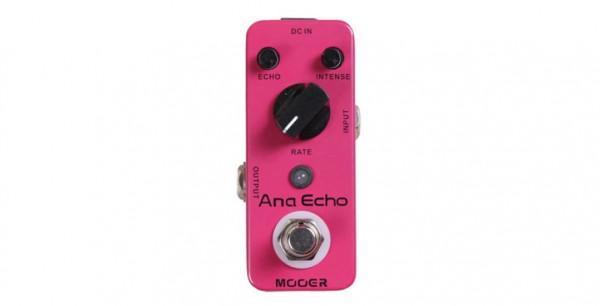 Mooer Analog Echo