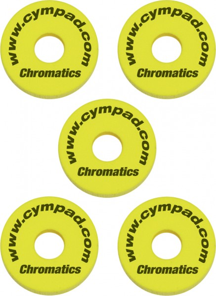 Cympad Chromatics Set Gelb