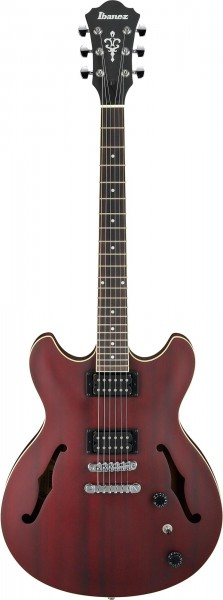 Ibanez Artcore AS53-TRF Transparent Red Flat