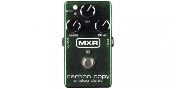 MXR M 169 Carbon Copy