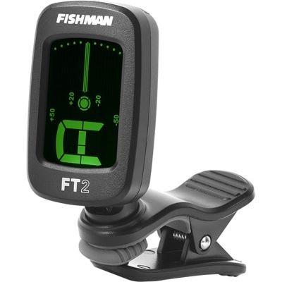 Fishman FT2 Chromatic Digital Clip-on Tuner