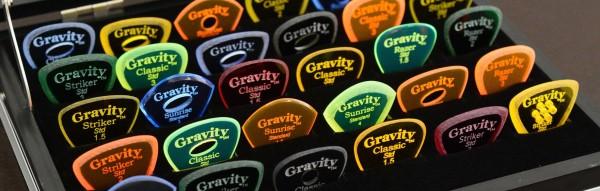 Gravity Classic Plek bis 3mm