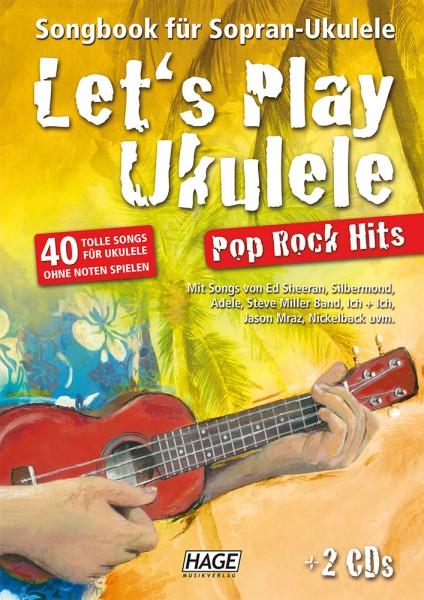 Let's play Ukulele Songbook