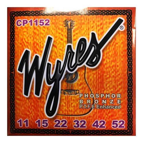 Wyres Phosphor Bronze Coated CP1152