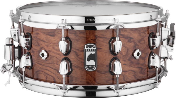 """Mapex Black Panther Snare Drum """"Shadow"""""""