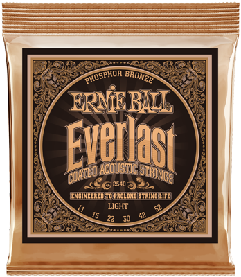 Ernie Ball EB2548 Everlast 11-52