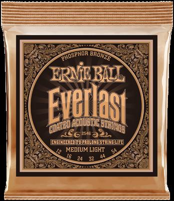 Ernie Ball EB2546 Everlast 12-54