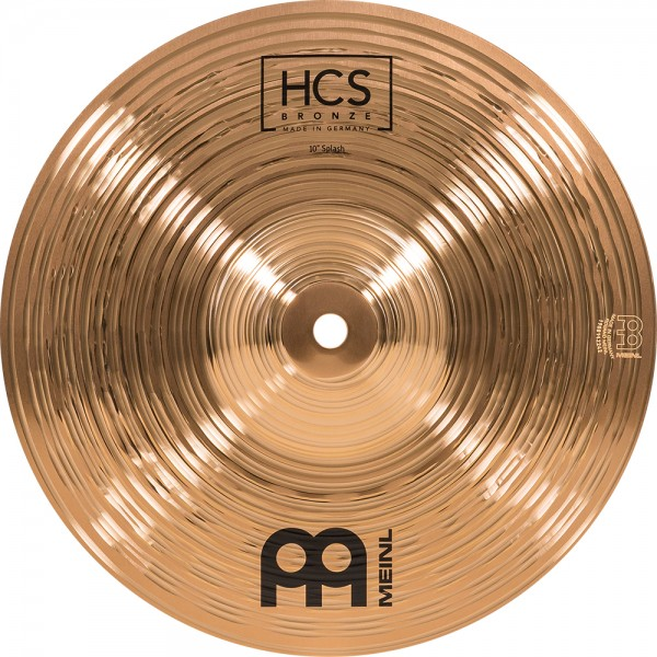 Meinl HCS Bronze 10'' Splash