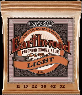 Ernie Ball EB2148 Earthwood 11-52