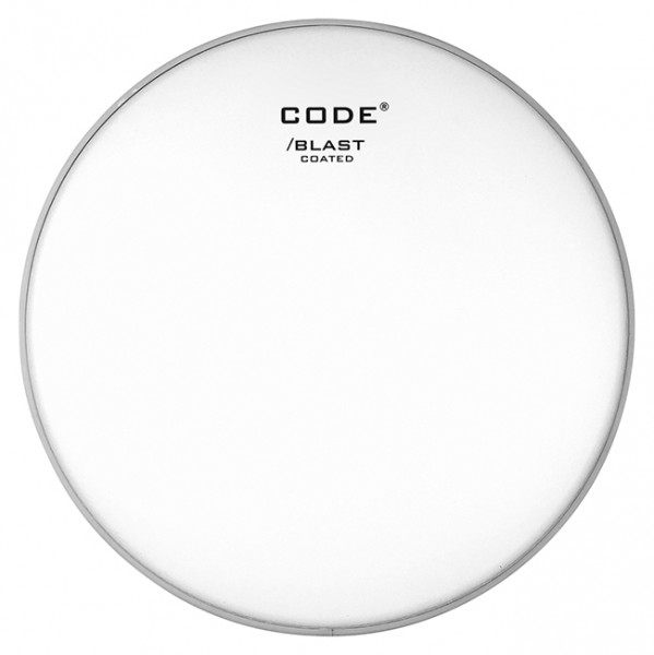 Code Blast 22'' Coated Bass Drum Schlagfell