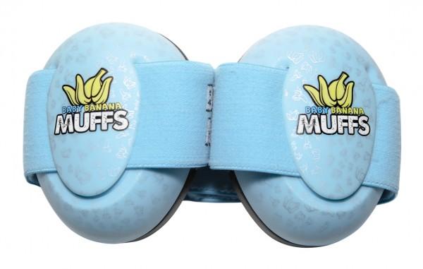 Baby BananaMuffs Blau