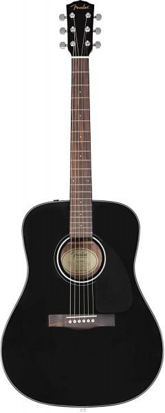 Fender CD-60 V3 BK