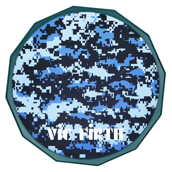 """Vic Firth Practice Pad Camouflage, 6"""""""