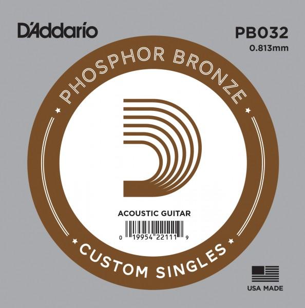 D'Addario PB032