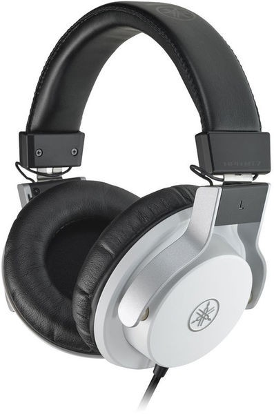 Yamaha HPH MT7 Headphone White