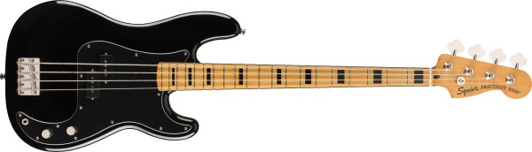 Fender Squier Classic Vibe 70s Precision Bass MN BLK