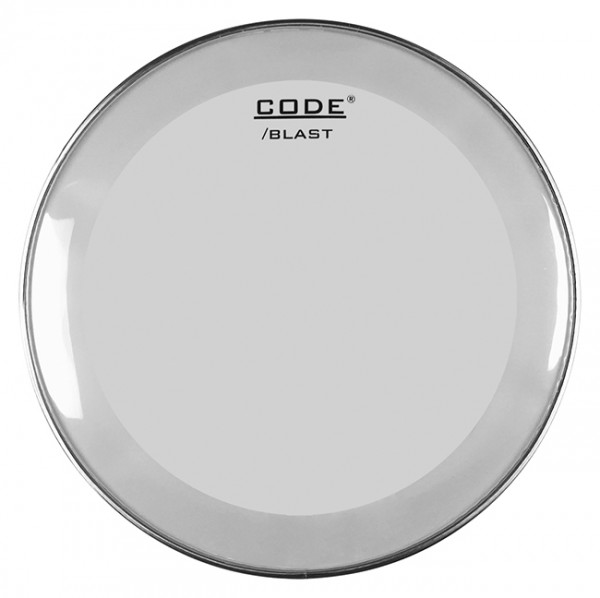 Code Blast 22'' Clear Bass Drum Schlagfell