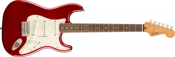 Fender Squier Classic Vibe 60s Stratocaster LRL Candy apple red