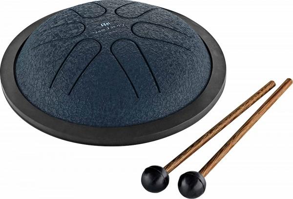 Meinl Mini Steel Tongue Drum, A Major, Navy Blue MSTD2NB