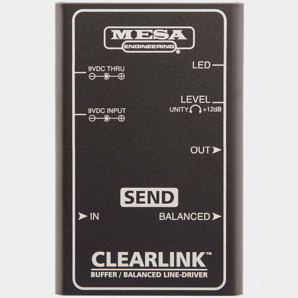 Mesa Boogie Clearlink Send