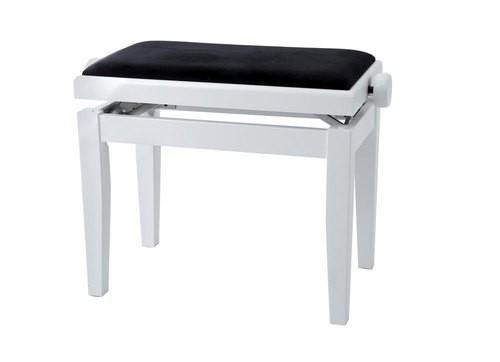 Pianobank Gewa Weiß